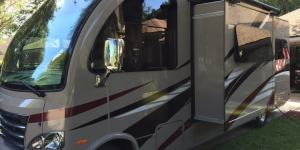 RV Window Tint