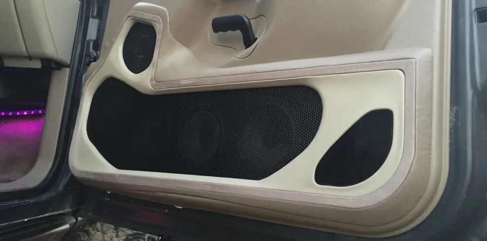 Custom Door Panels A Specialty At Audio Designs In