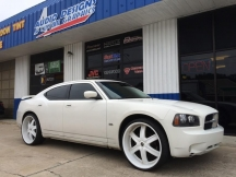 2010 Dodge Charger - Tail Light Tint