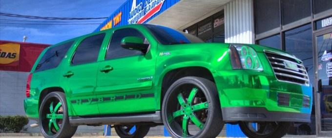 Vehicle Wraps Jacksonville