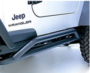Jeep Step Bars
