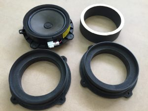 Custom-Made Speaker Adapters