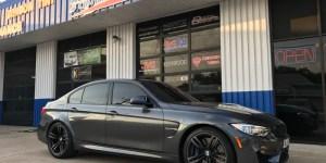 BMW M3 Radar