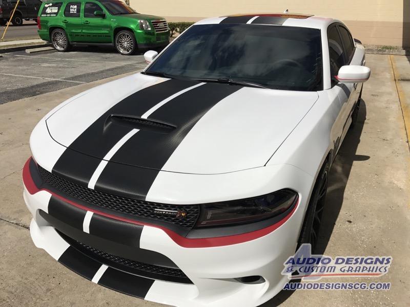 2017 Dodge Charger R T Scat Pack Sedan Car Stereo