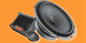 Product Spotlight Hertz Mille Pro Speakers
