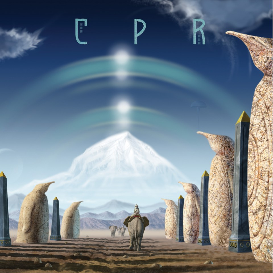 CPR Volume 4 CD Cover