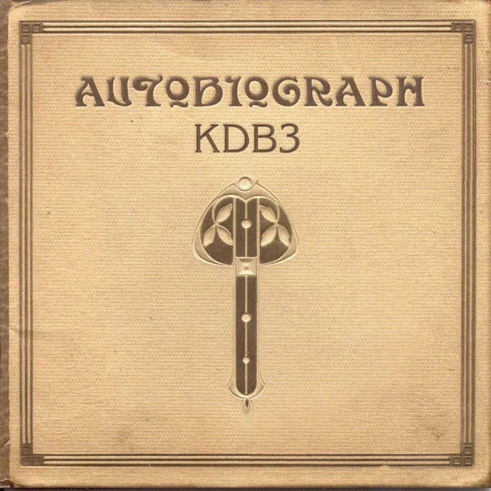 KDB3-Autobiograph-CD