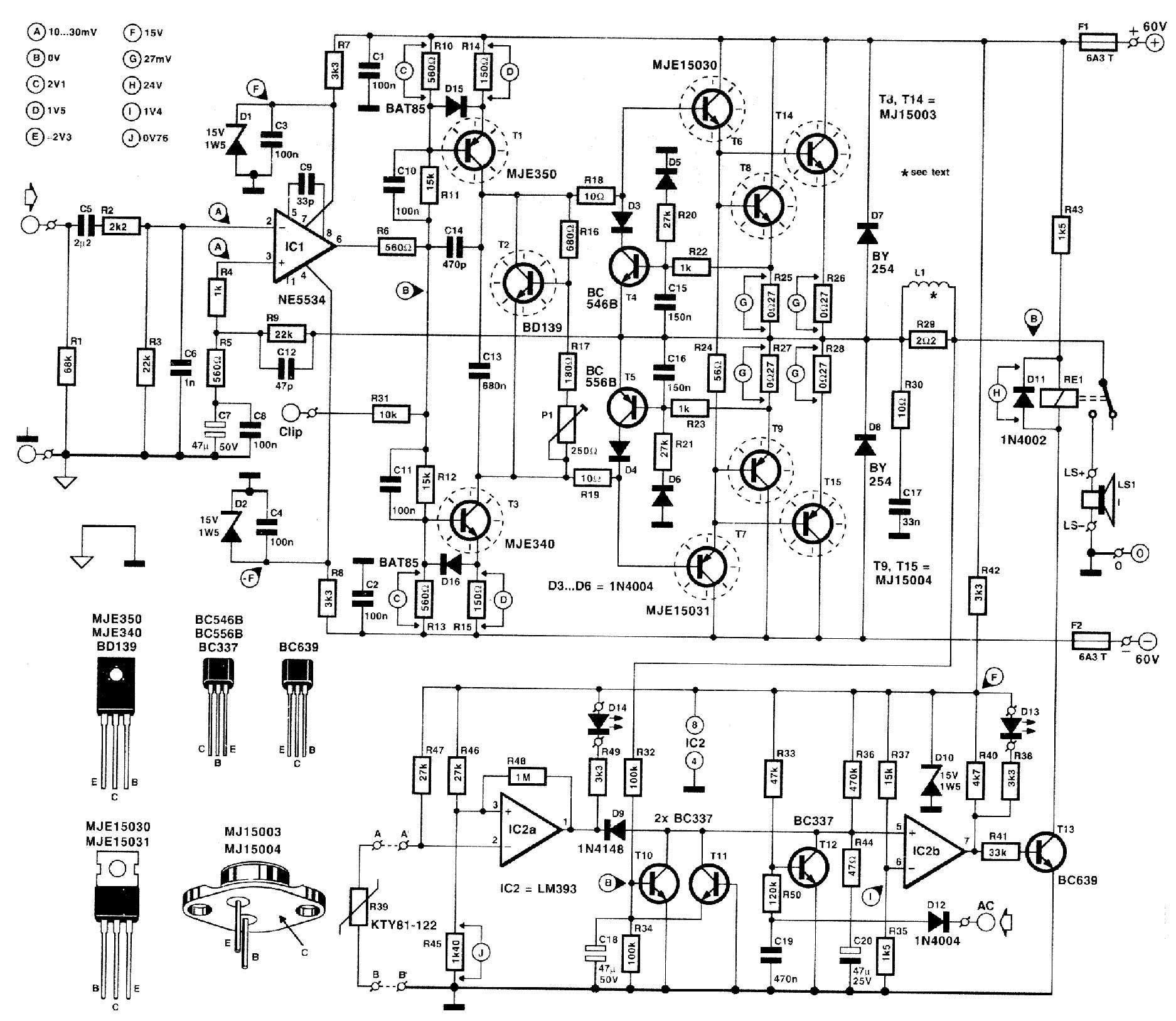 Microeduc Circuitos Eletronicos De Pre Amplificadores De