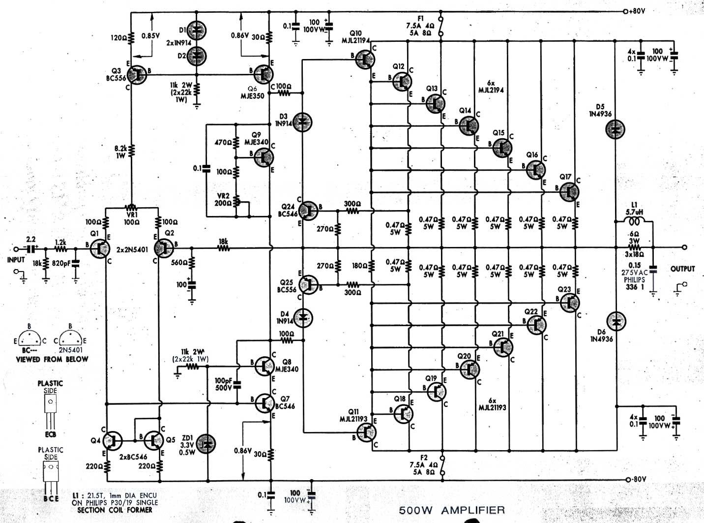 Circuitos De Amplificadores Transistorizados