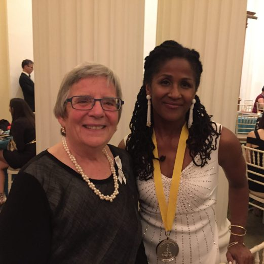 Robin Whitten and Bahni Turpin