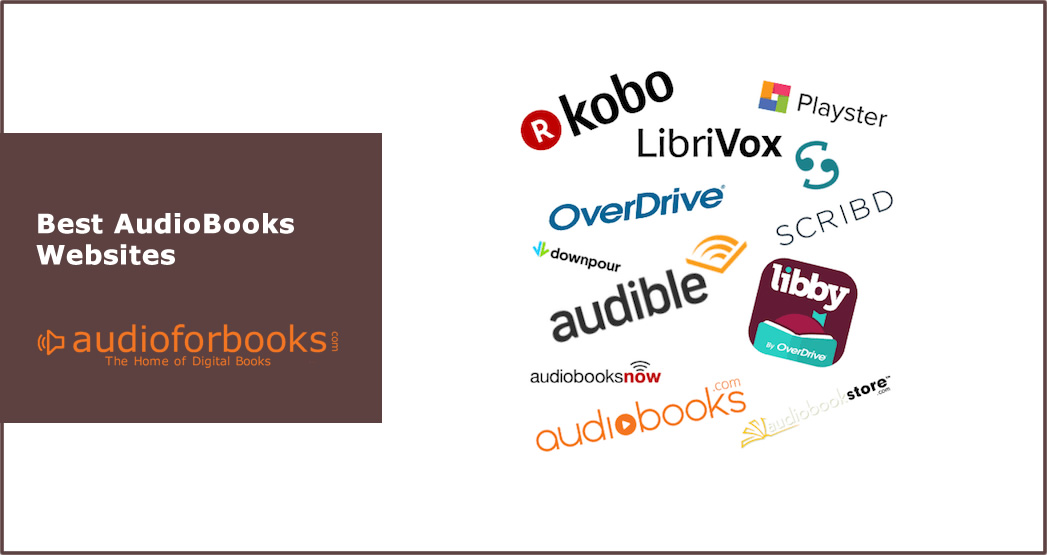 Best AudioBook Websites Free and Paid [2019]
