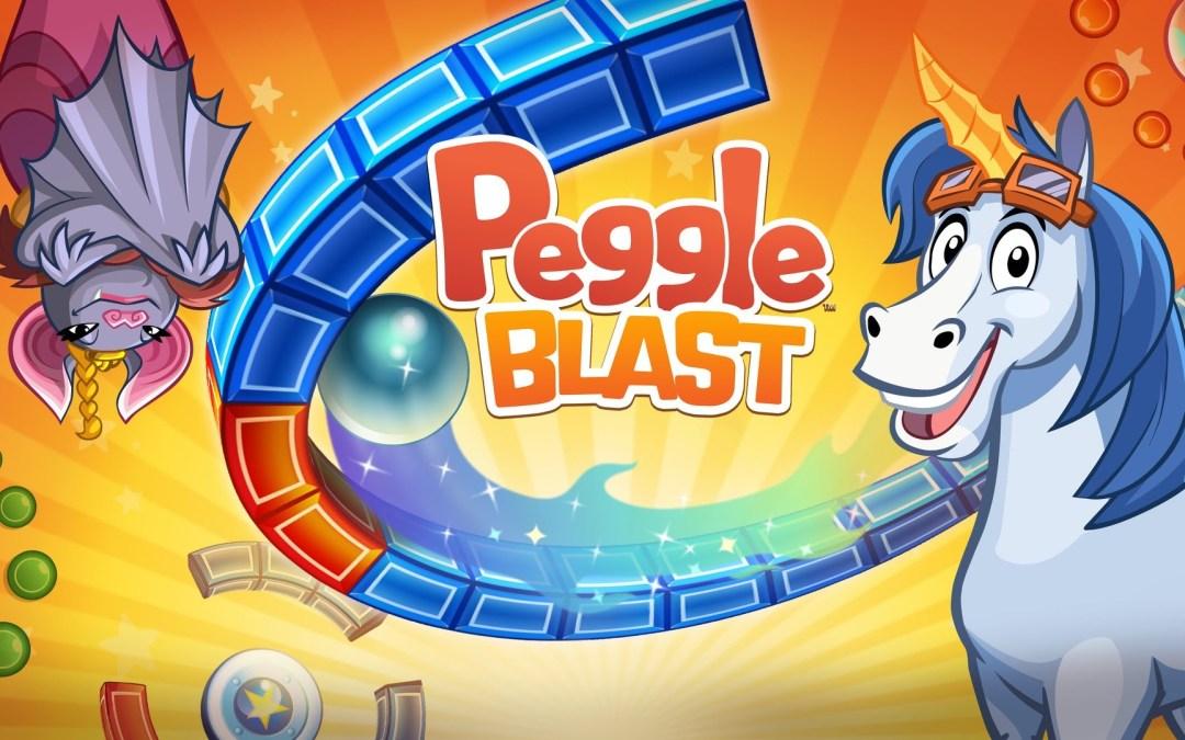 Scoring Peggle Blast!  New Dog, Old Tricks
