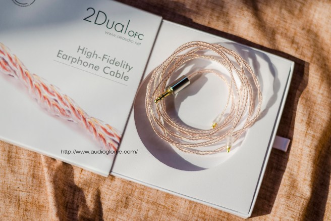 OE Audio 2DUAL OFC cables
