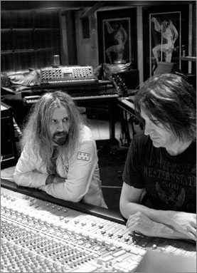 Rob Zombie and Scott Humphrey