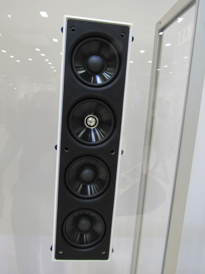 Kef Ci4100ql Thx In Wall Speaker Preview Audioholics