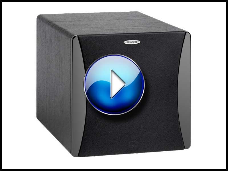 Velodyne Impact 10 Subwoofer Review Audioholics