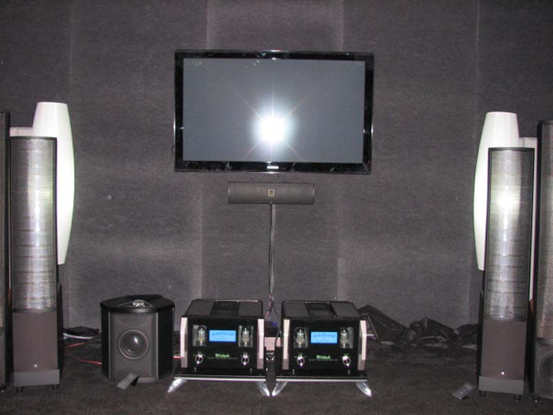 Martin Logan ElectroMotion XStat Electrostatic Loudspeaker