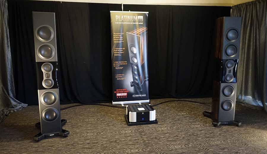 Monitor Audio PL500 II Tower Speakers Preview Audioholics