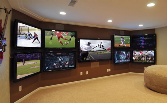 15 Favorite Theaters for Watching Football - Audio Impact