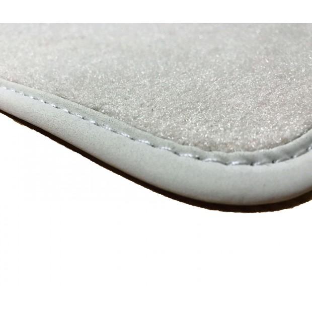 tapis de sol beige renault clio iii 2005 2012 premium