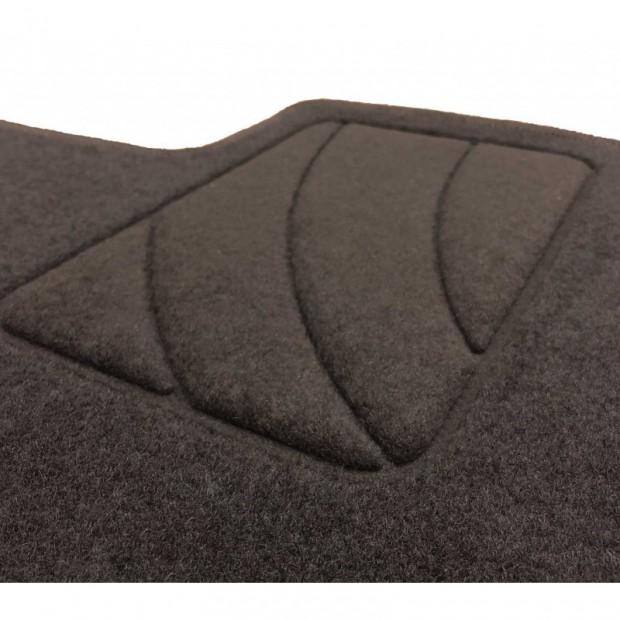 tapis de sol pour mercedes benz classe c w205 amg 2014 2018