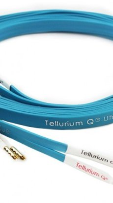 Tellurium Q Ultra Blue Speaker Cable