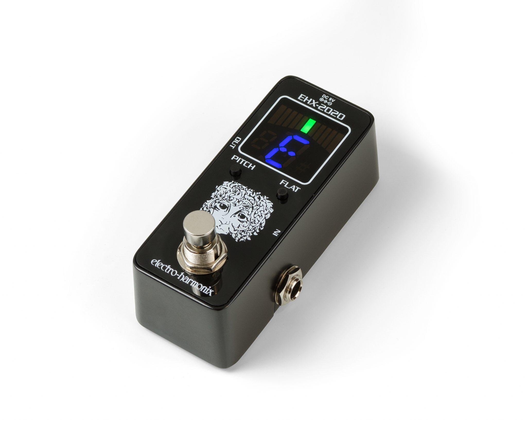 Nuevo pedal afinador de Electro-Harmonix – Audio Música Digital