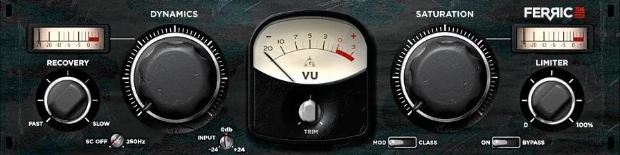FerricTDS (Exciter / Enhancer) • Audio Plugins for Free