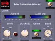 Tube Distortion plugin
