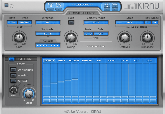 Kirnu | Audio Plugins for Free