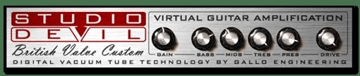 Studio Devil British Valve Custom   Audio Plugins for Free