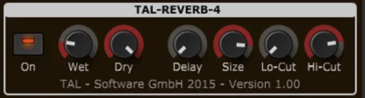 TAL-Reverb-4   Audio Plugins for Free