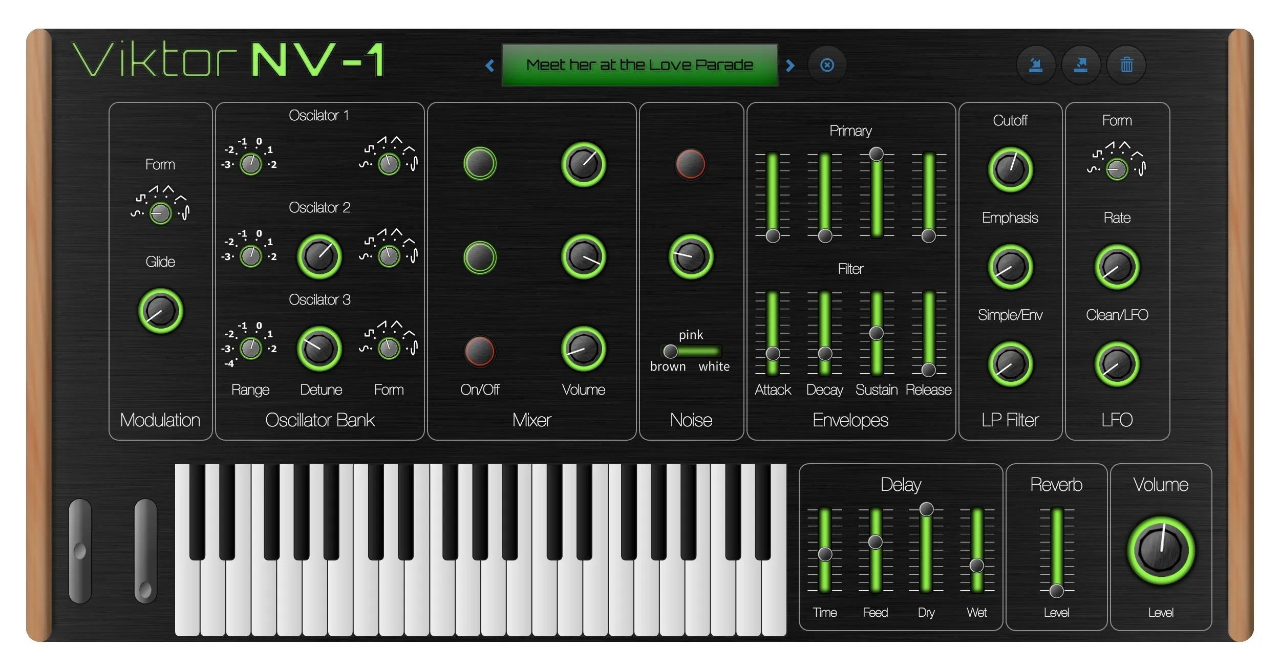 viktor nv-1 | Audio Plugins for Free