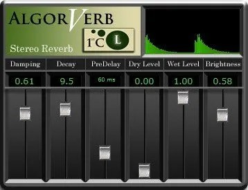 Algorverb | Audio Plugins for Free