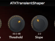 ATKTransientShaper | Audio Plugins for Free
