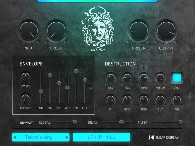 Gorgon | Audio Plugins for Free