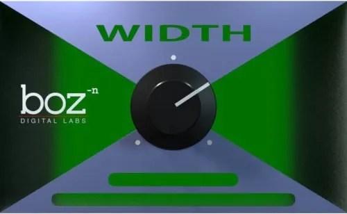 Width Knob | Audio Plugins for Free