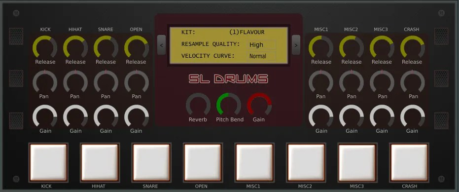 SL Drums 2 | Audio Plugins for Free