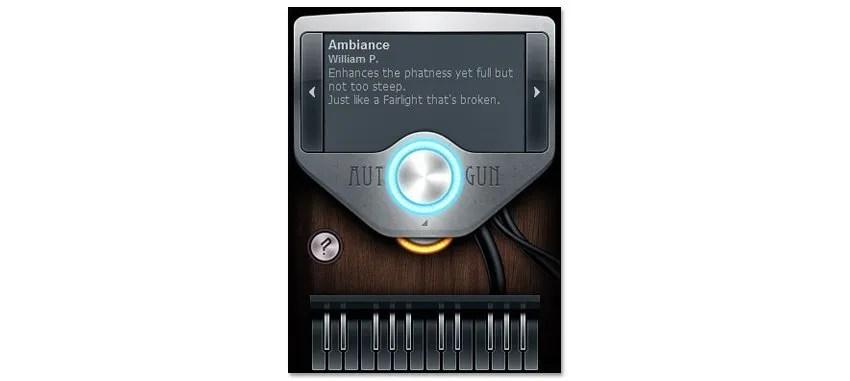 Autogun | Audio Plugins for Free