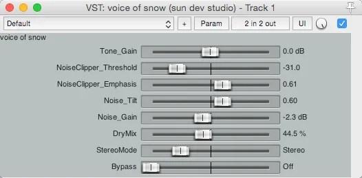 voiceofsnow | Audio Plugins for Free