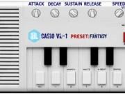 Casio VL-1 | Audio Plugins for Free