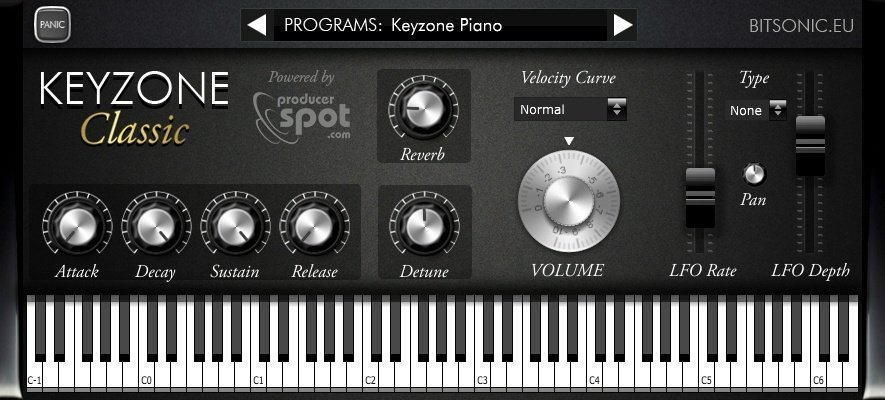 Keyzone Classic 1 0 Free (Piano) • Audio Plugins for Free