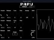 Nintendo game boy Papu | Audio Plugins for Free