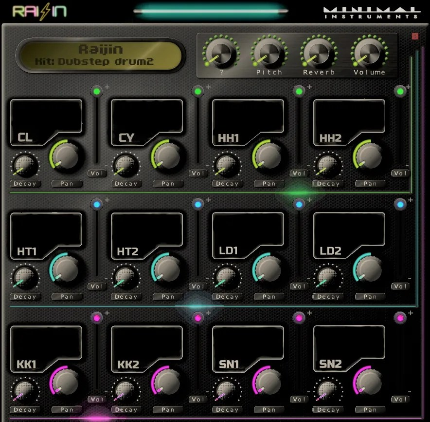 Raijin | Audio Plugins for Free