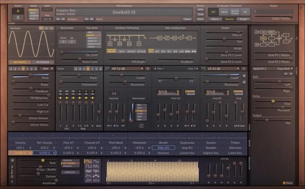 Surge | Audio plugins for free