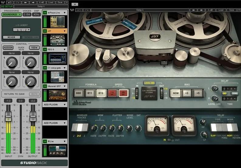 StudioRack | Audio Plugins for Free