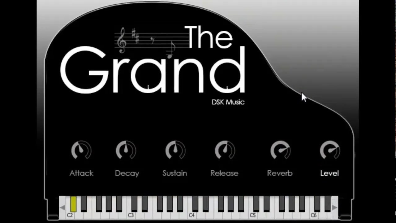 Grand piano vst plugin free download