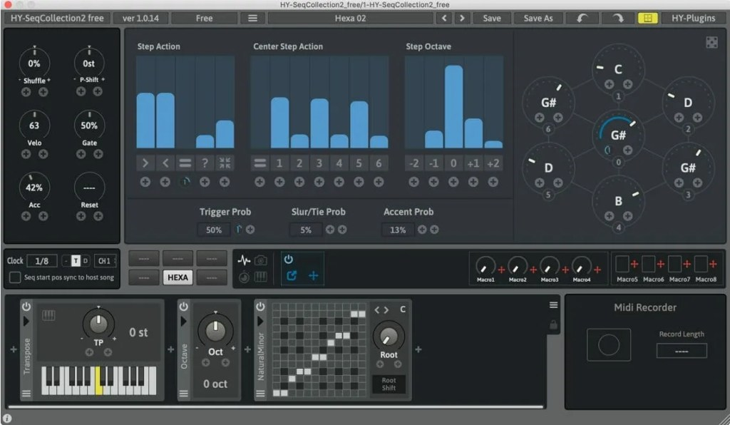 HY-SeqCollection2 Free | Audio Plugins for Free