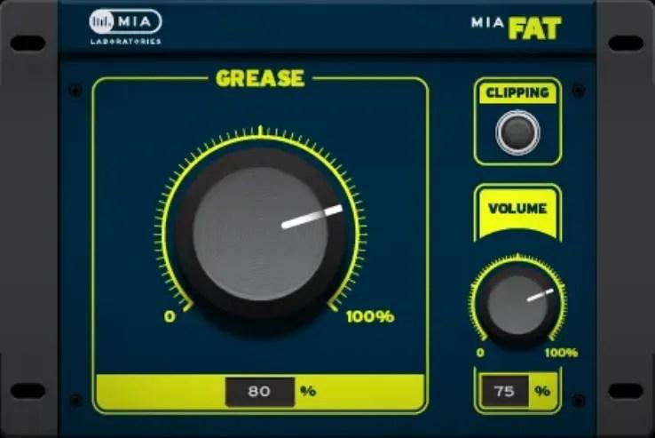 MIA Fat | Audio Plugins for Free