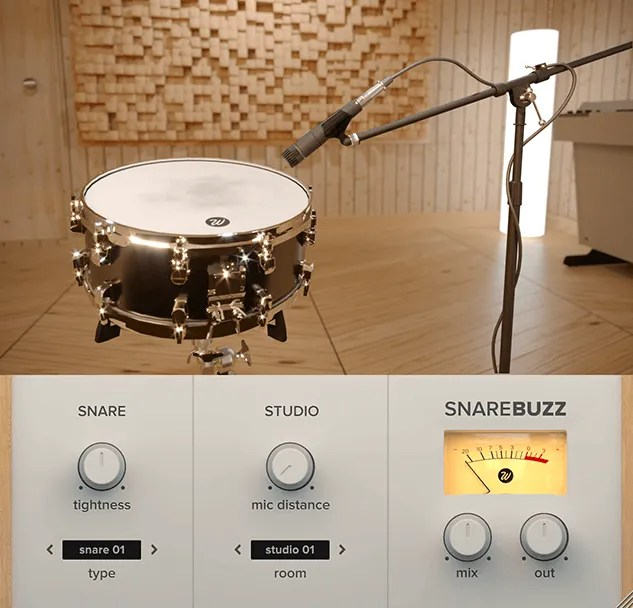 SnareBuzz | Audio Plugins for Free